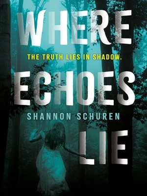 cover image of Where Echoes Lie