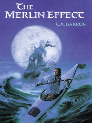 cover image of The Merlin Effect