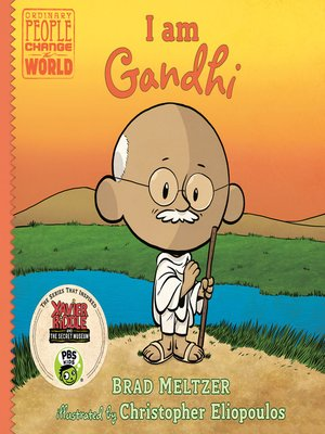 cover image of I am Gandhi