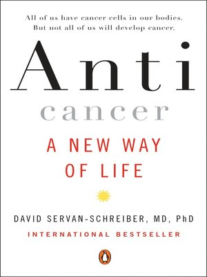 cover image of Anticancer, A New Way of Life