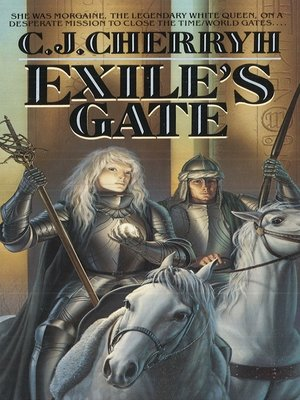cover image of Exile's Gate