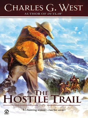cover image of The Hostile Trail