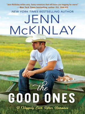 cover image of The Good Ones