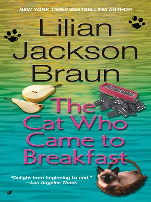cover image of The Cat Who Came to Breakfast