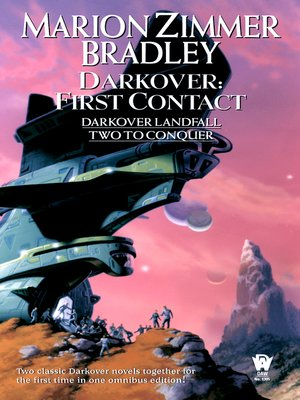 cover image of Darkover: First Contact