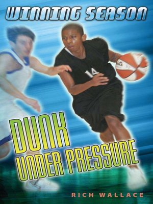 cover image of Dunk Under Pressure