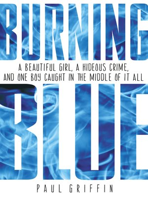 cover image of Burning Blue