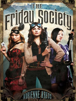 cover image of The Friday Society