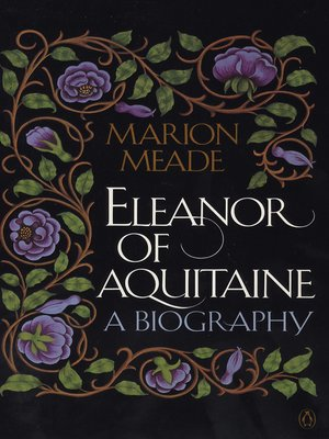 cover image of Eleanor of Aquitaine