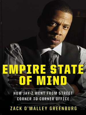 cover image of Empire State of Mind