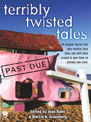 cover image of Terribly Twisted Tales