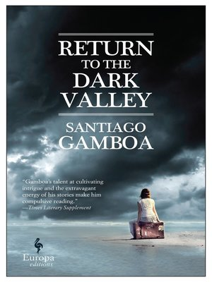 cover image of Return to the Dark Valley