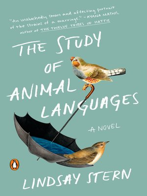 cover image of The Study of Animal Languages