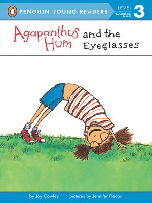 cover image of Agapanthus Hum and the Eyeglasses