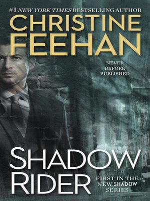 cover image of Shadow Rider