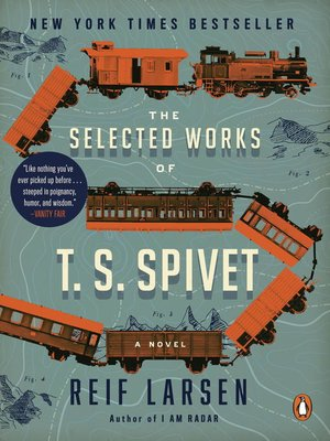 cover image of The Selected Works of T. S. Spivet