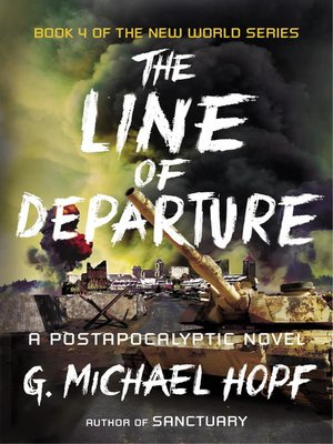 cover image of The Line of Departure