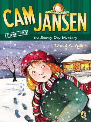 cover image of The Snowy Day Mystery