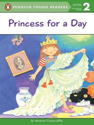 cover image of Princess for a Day