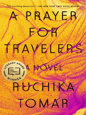 cover image of A Prayer for Travelers