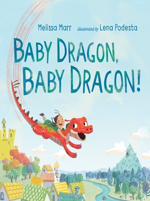 cover image of Baby Dragon, Baby Dragon!