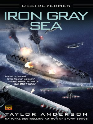 cover image of Iron Gray Sea