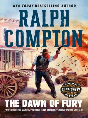 cover image of The Dawn of Fury