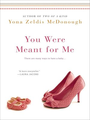 cover image of You Were Meant For Me