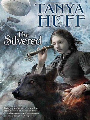 cover image of The Silvered