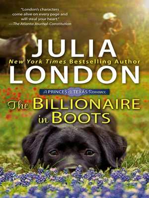 cover image of The Billionaire in Boots