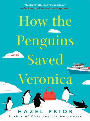 How the Penguins Saved Veronica Book Cover