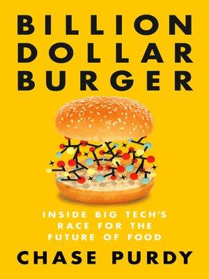 cover image of Billion Dollar Burger