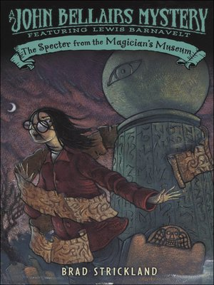 cover image of The Specter from the Magician's Museum