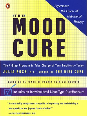cover image of The Mood Cure