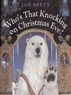 cover image of Who's That Knocking on Christmas Eve?