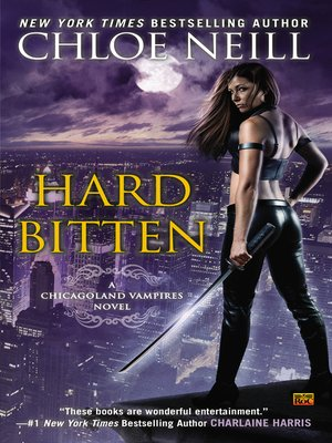 cover image of Hard Bitten