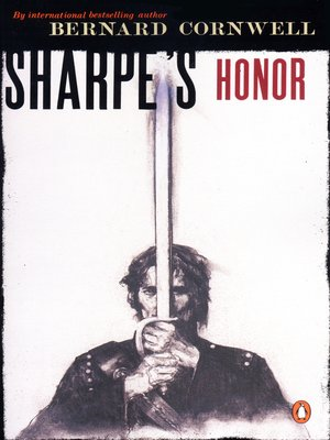 cover image of Sharpe's Honor