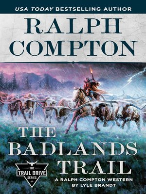 cover image of The Badlands Trail