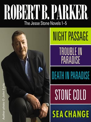cover image of Night Passage / Trouble in Paradise / Death in Paradise / Stone Cold / Sea Change