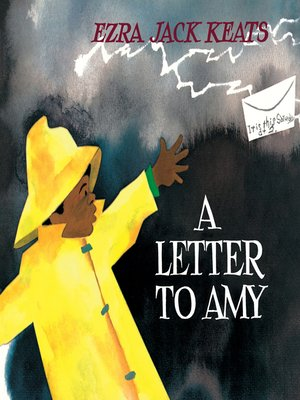cover image of A Letter to Amy