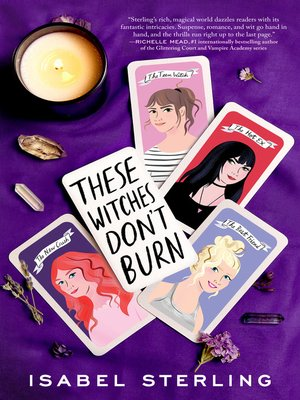 cover image of These Witches Don't Burn