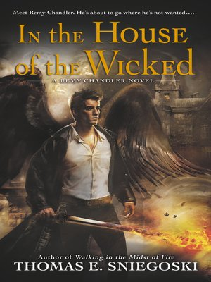 cover image of In the House of the Wicked