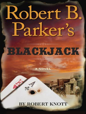 cover image of Robert B. Parker's Blackjack