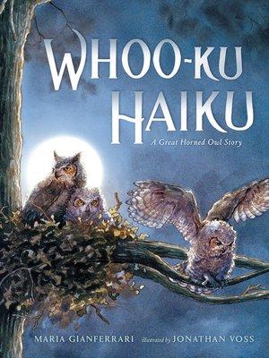 cover image of Whoo-Ku Haiku