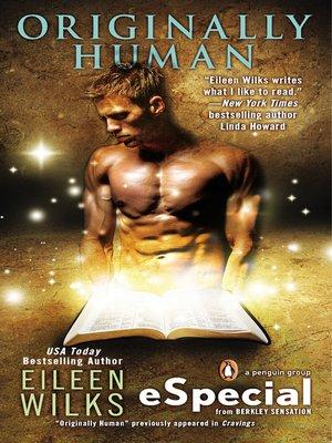 cover image of Originally Human