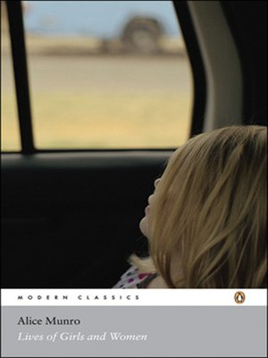 cover image of Lives of Girls and Women