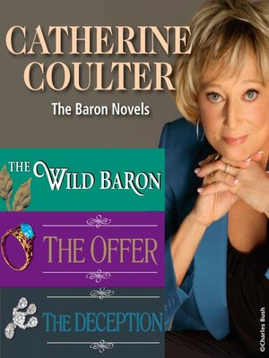 cover image of The Baron Novels 1-3