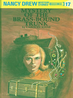 cover image of Mystery of the Brass-Bound Trunk