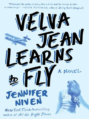 cover image of Velva Jean Learns to Fly