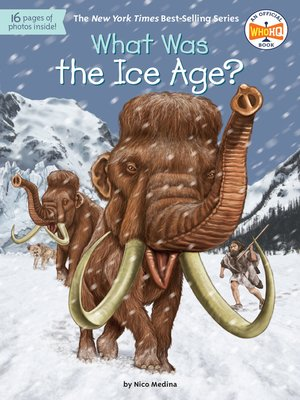 cover image of What Was the Ice Age?